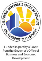 GO Biz California Governor's Office of Business and Economic Development Logo