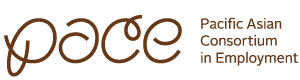 Pacific Asian Consortium in Employment Logo