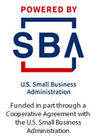 Powered by SBA US Small Business Administration Logo