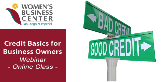 Credit Basics For Business Owners
